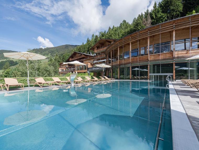 Hotel San Candido Con Piscina Esterna